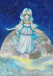 AT: Selene - Goddess of the Moon by Gemi-chan