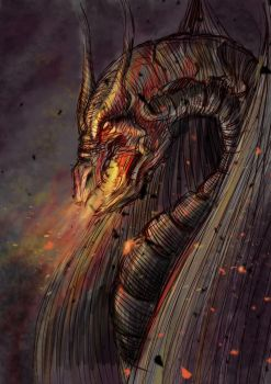 Dragon 30 mins by LiamGray