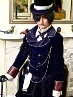 Earl of Phantomhive by Senra-Eclipse