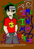 come in to my would kid by deaththekidsgirl1030