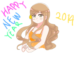 Happy Hew Year by miximmaxim