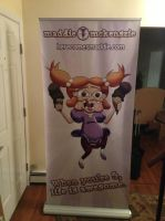 Maddie Mckenszie Banner In real life by ronaldhennessy