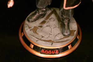 Assassin's Creed Rogue Sculpt. by Joker-laugh