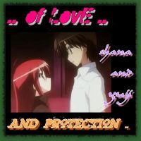 love and protection .. by akire23