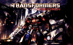 Transformers WFC Wallpaper by CrossDominatriX5