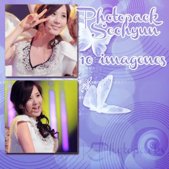 +Seohyun Photopack by K-Photopacks