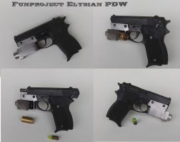 Fun project elysian PDW by ElysianTrooper