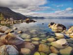 Cold clear water by MartinGollery