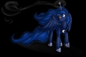 Princess Luna by CNat
