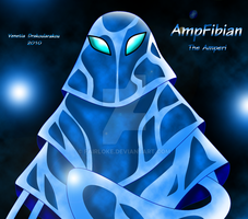 AmFibian the Amperi by Venetia-the-Hedgehog