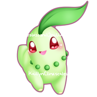 Chikorita v2 by Clinkorz