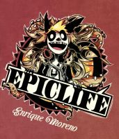 Logo Epiclife 2015 by EpiclifeXX