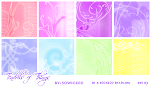 Tendrils of Things TextureSet by SoWicked