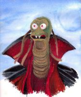 Ziltoid by izzynoodles