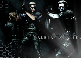 Albert Wesker by InfectedTragedy