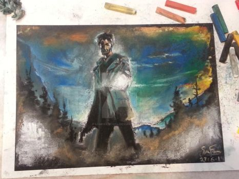 Alan Wake by samfrancis94
