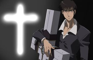 Wolfwood by KingLegato