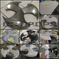 Leina's Shield Queen's Blade by GS-PROPS
