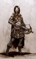 Huntress by Jastorama