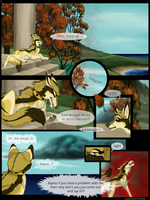 The Prayer Fulfilled Page 5 by Falcolf