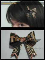 Origami Bow by DarkUmah
