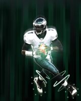Mike Vick by DAPino