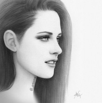KristenStewart by artistiq-me