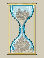 Sandcastle of Time by biotwist