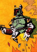Boba Fett by soliton