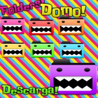 Folders Domo by blingeestars