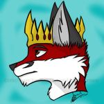 Dysul as King of Aldare avatar. by DisulFurment