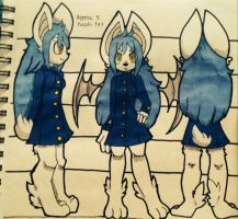 Actually Legit Reference of Anippe by MaddieBat