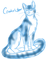 Crookedstar - Sketch by LindsayPrower
