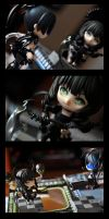 Black Rock Shooter:After Story by GamerFromHell