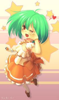 Ranka Lee by NickBeja
