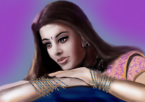 Aishwarya by shmuckwolf