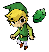 Toon Link by Milay