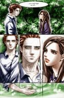 Bella and Edward by ginny3001