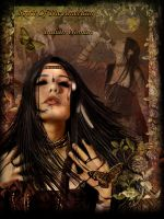 The Native American Woman by Morna