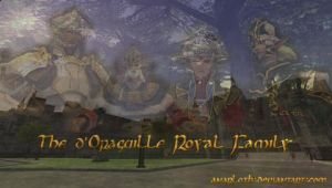 PSP - FFXI Familled'Oraguille by Anarloth