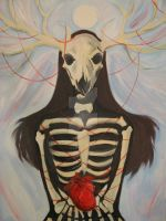 Death befits the dying by LadyoftheGeneral