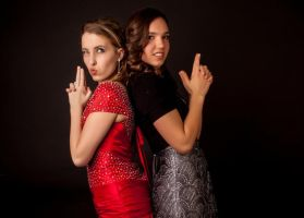 Prom Photo Shoot 2 by thisgirlhasissues