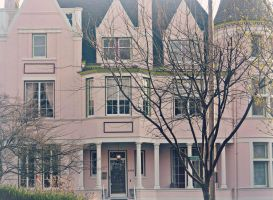 The Pink House Story by suezn