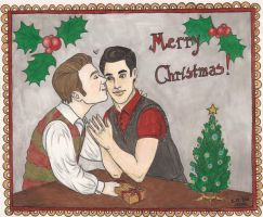 Klaineful Christmas by Reta-Rees