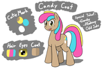 Candy Coat - Reference Sheet by MultiTAZker