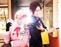 APH COSPLAY / Macau 3 by kid13784