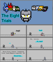 8 Trials Saga: Missile Man Part 3 by Color17