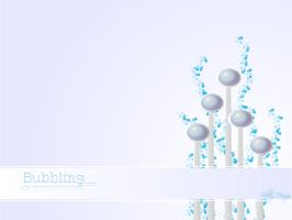 Bubbles by Bowan