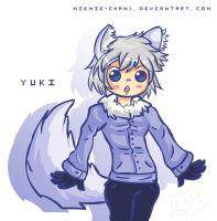 kawaii Yuki by miemie-chan3