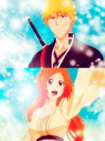 Ichihime-Happy End ^^ by desireehime